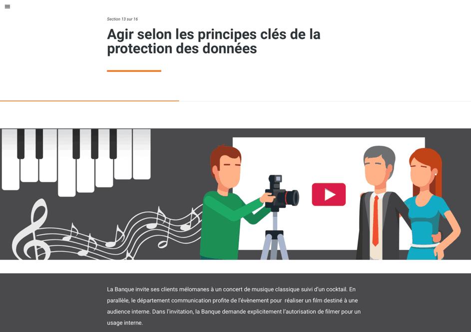 Vignette de l'article de blog - Les bonnes pratiques pour des formations en compliance qui fonctionnent.